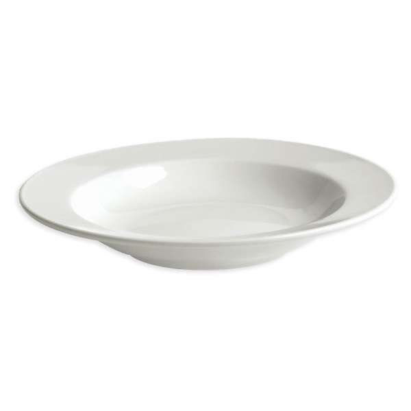 BISTRO CAFE WESTERN SOUP PASTA PLATE 230mm
