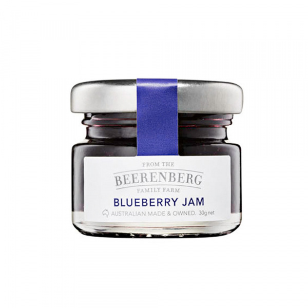 Jam Blueberry Jar Beerenberg