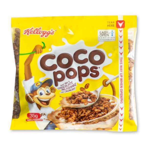Coco Pops P/C Kelloggs