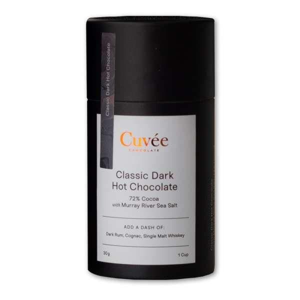 Classic Dark Hot Chocolate 30g