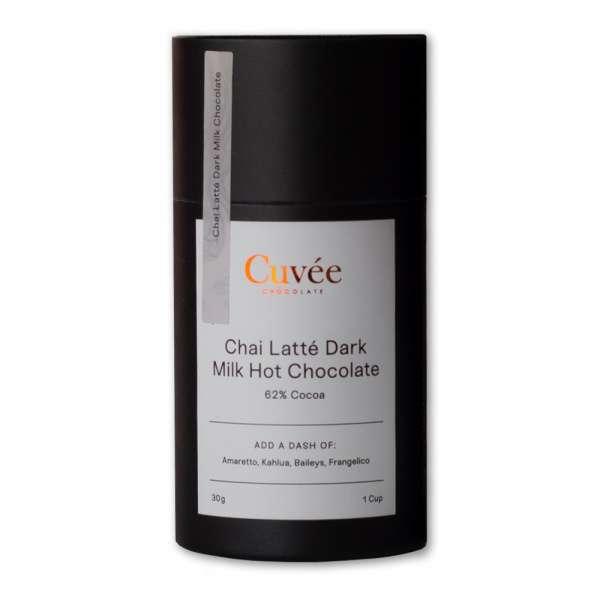 Chai Latte Dark Milk Chocolate 30g