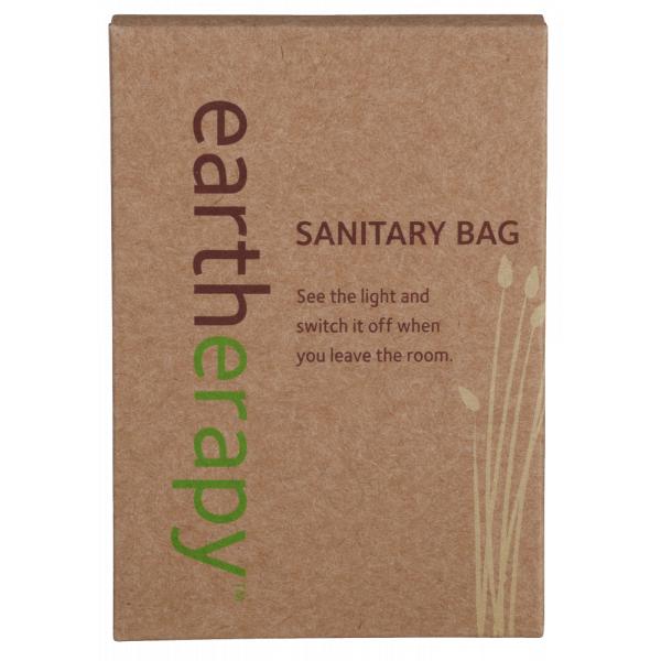 Sanitary Bag Boxed Eartherapy