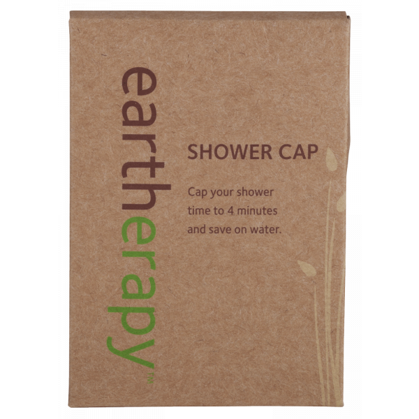 Shower Cap Boxed Eartherapy