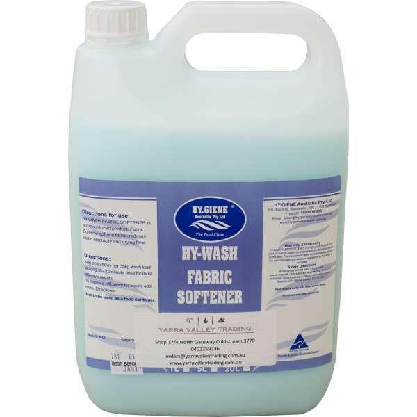 HY. WASH FABRIC SOFTENER
