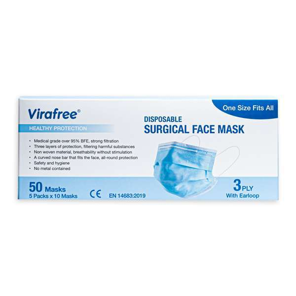Protective Surgical Face Mask
