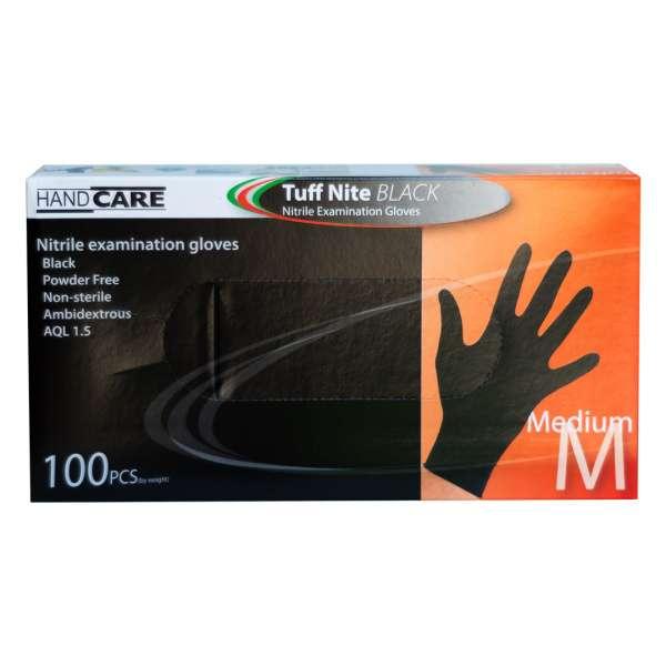 Gloves Nitrile Tuffnite Black