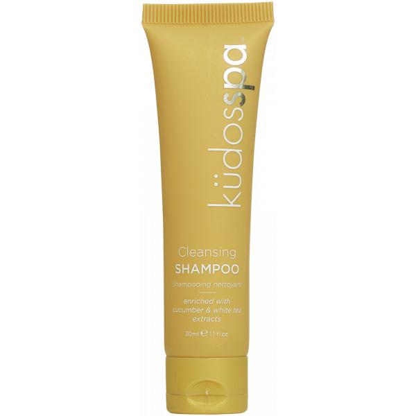 Nourishing Shampoo Metallic Tube Kudos Spa
