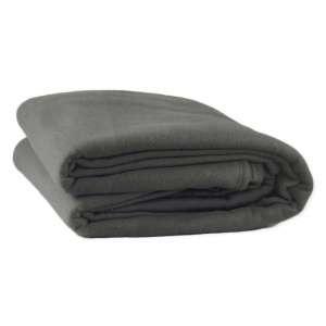 Blanket Polar Fleece 360Gsm Charcoal