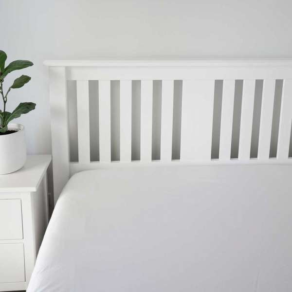 Sheet White 160Gsm Actil Percale