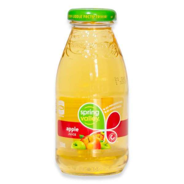 Juice Apple Spring Valley (bottle)