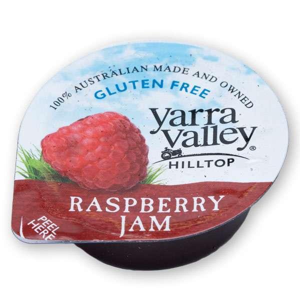 Jam P/C Raspberry Yarra Valley Jam