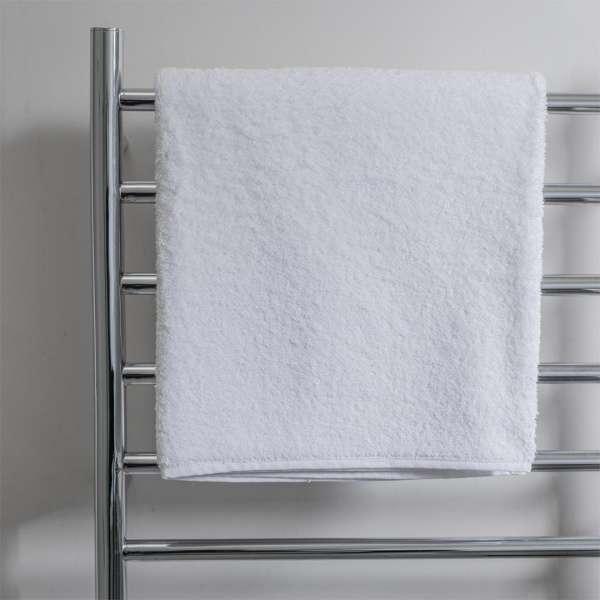 Ultra Bath Towel White 625Gsm Alliance