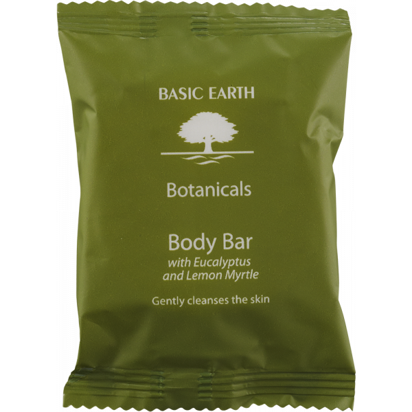 Soap Sachet Round Basic Earth
