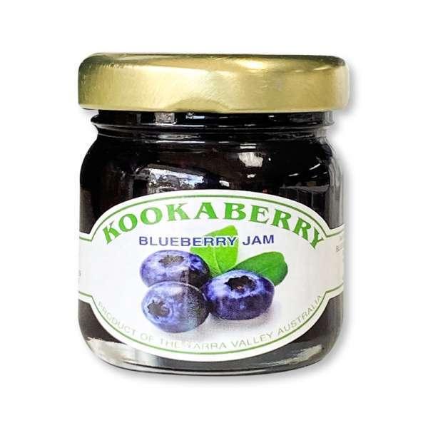 Jam Blueberry Jar Kookaberry Yarra Valley