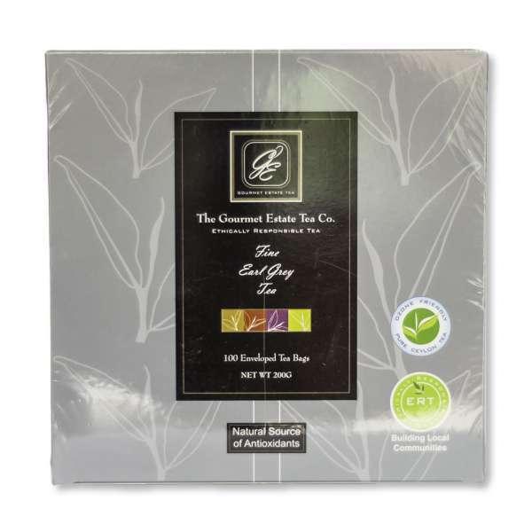 Tea Earl Grey Envelope Gourmet Estate