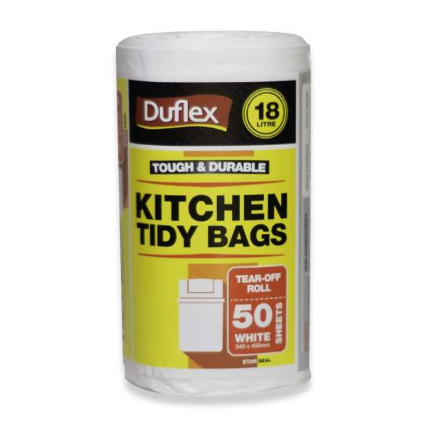 Bag Kitchen Tidy Small 18Ltr