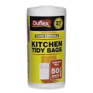 Bag Kitchen Tidy Medium 50'S 27Ltr