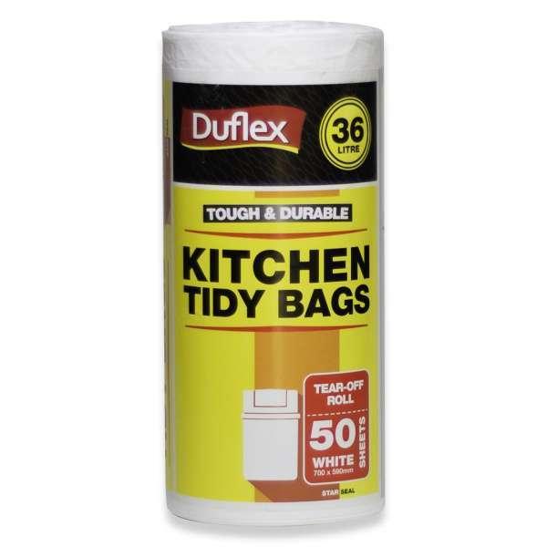 Bag Kitchen Tidy Large 50'S 36Ltr