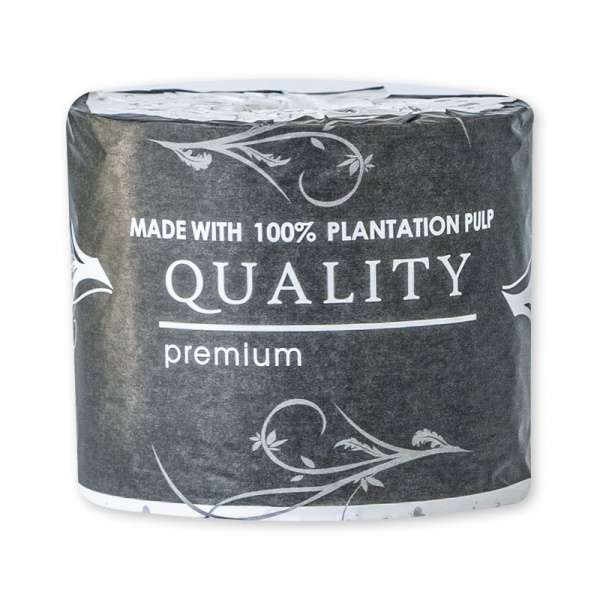 Toilet Paper Quality Individual Wrapped 2 Ply 2 Line Stitching
