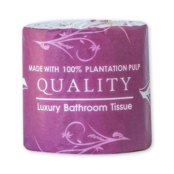 Toilet Paper Quality Individual Wrapped 3 Ply