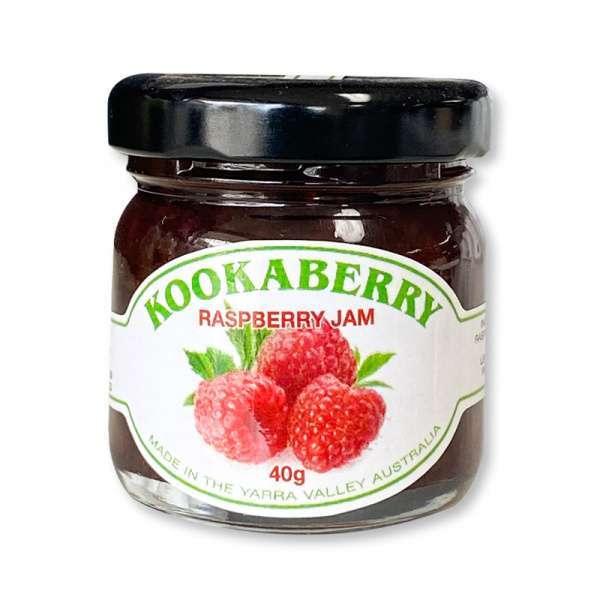 Jam Raspberry Jar Kookaberry Yarra Valley