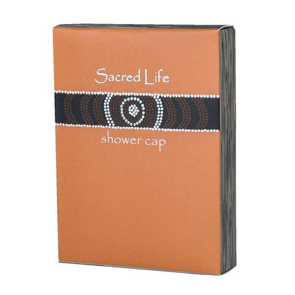 Shower Cap & Hair Tie