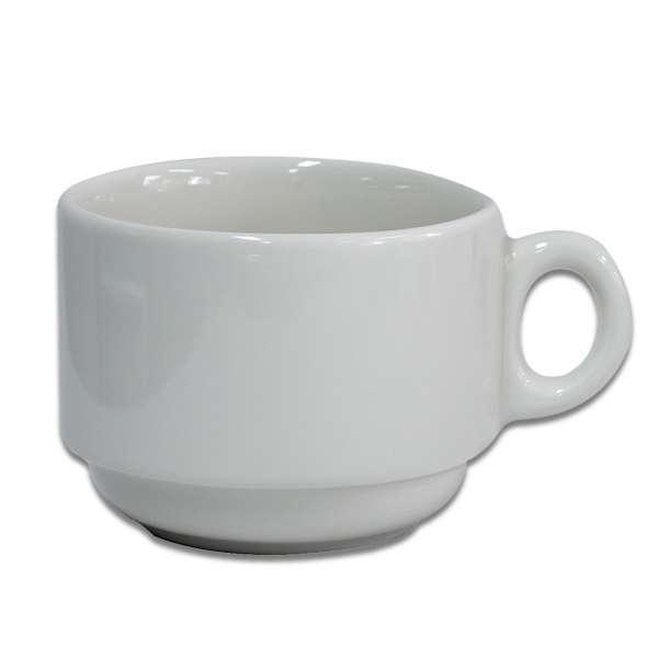 Bistro Café Stackable Tea Cup
