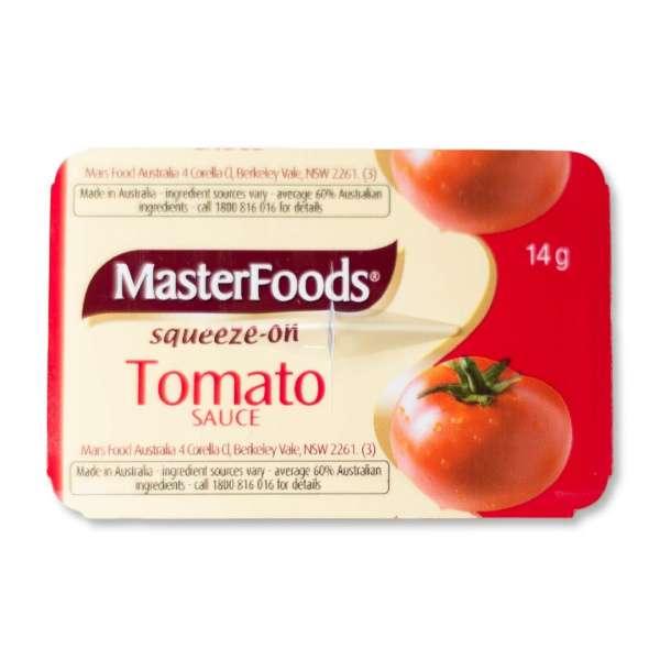 Sauce P/C Tomato Squeeze On Masterfoods
