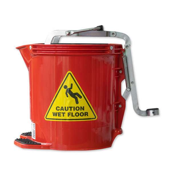 Mop Bucket With Wringer 16L